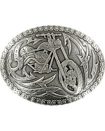 Crumrine Vintage Men's Chopper Belt Buckle, , hi-res