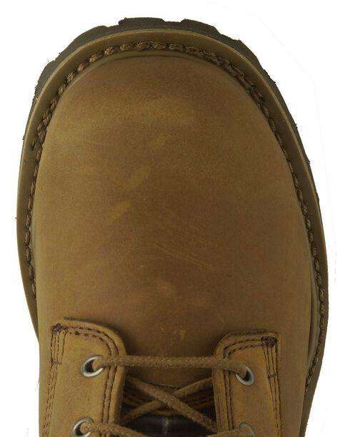 Chippewa Men's Steel Toe Insulated Logger Work Boots, Bark, hi-res