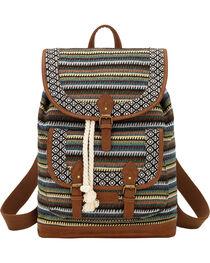 Bandana by American West Santa Fe Drawstring Backpack, , hi-res