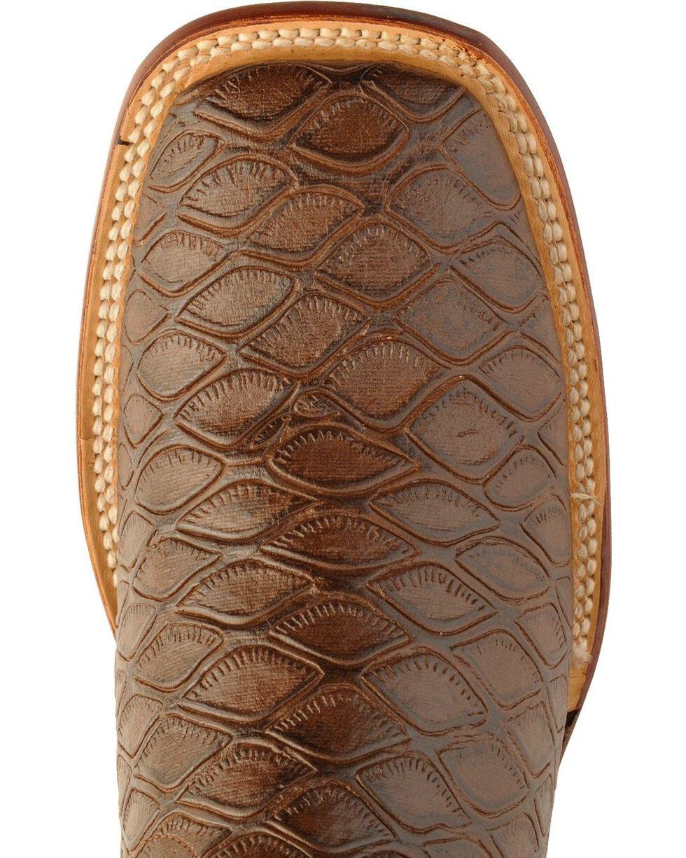 Ferrini Men's Anteater Print Western Boots, , hi-res