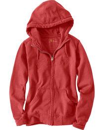 Carhartt Women's Clarksburg Hoodie Jacket, , hi-res