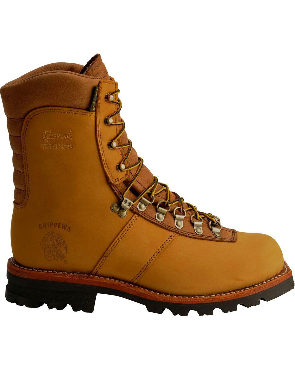 Chippewa Men's Waterproof Arctic Work Boots, Golden Tan, hi-res