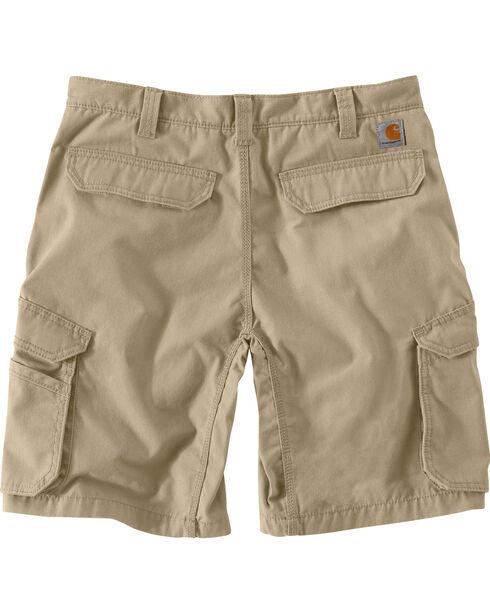 Carhartt Force Tappan Cargo Shorts, Tan, hi-res