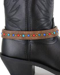 Shyanne® Women's Multi Colored Boot Bracelet, , hi-res