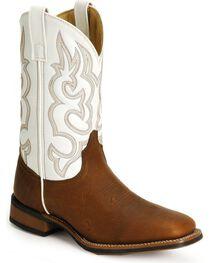 Laredo Rancher Cowboy Boots - Square Toe, , hi-res
