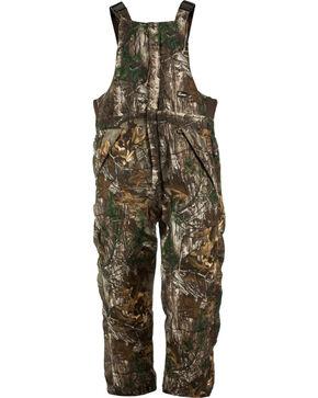 Berne Men's Camo Blizzard Bib Overalls - Short, Camouflage, hi-res