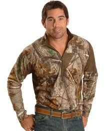 Rocky Scent IQ Performance Zip-up Shirt, , hi-res