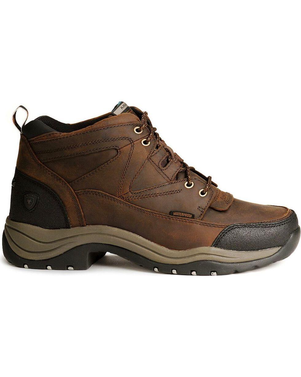 Ariat Men's Terrain H2O Endurance Boots, Copper, hi-res