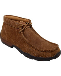 Twisted X Men's Driving Moccasins, , hi-res