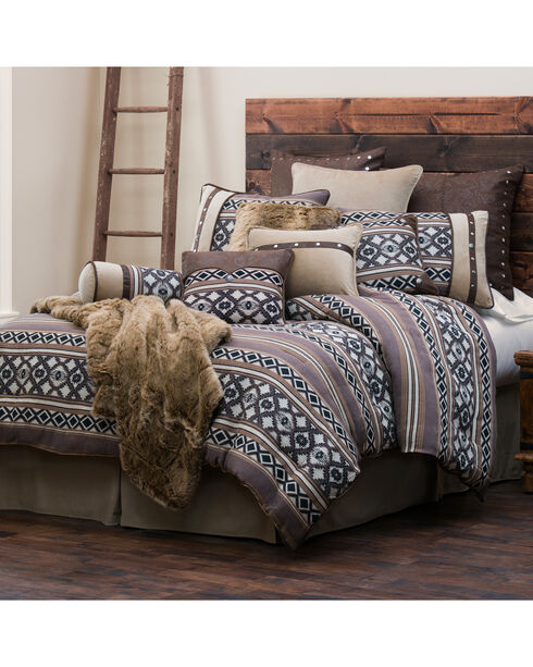 HiEnd Accents Tucson Queen Bedding Set, Multi, hi-res