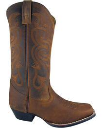 Smoky Mountain Lariat Cowgirl Boots - Square Toe, , hi-res
