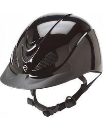 Troxel Black Liberty Riding Helmet , , hi-res