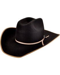 Bailey Men's Emmett 3X Wool Felt Cowboy Hat, , hi-res
