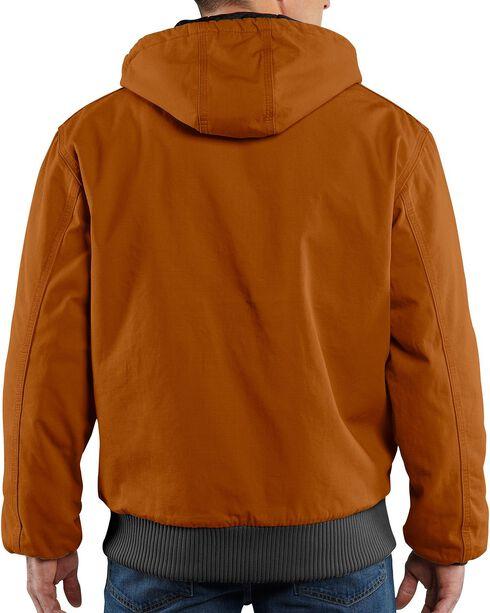 Carhartt University of Texas Longhorns Sandstone Active Jacket, Burnt Orange, hi-res