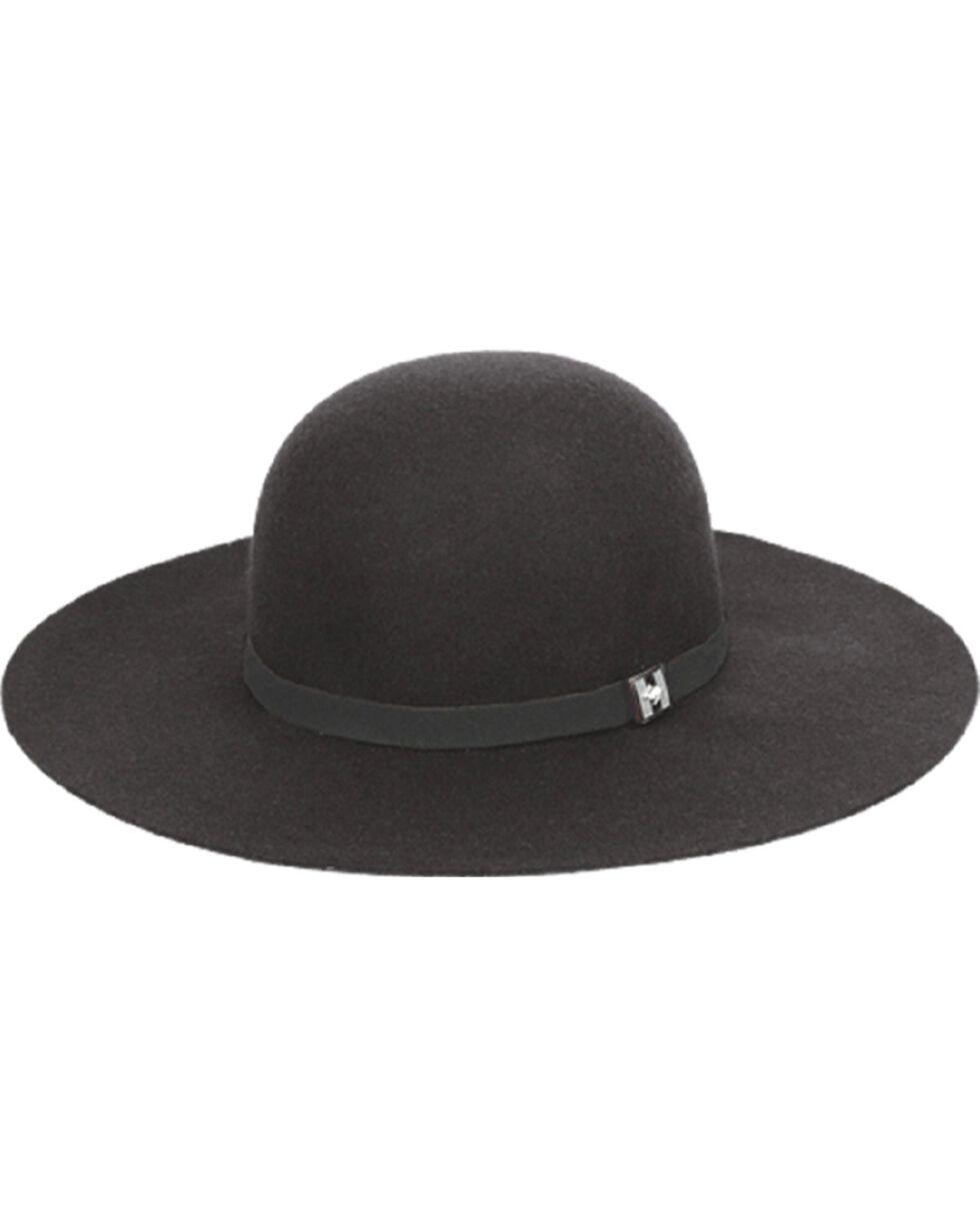 Peter Grimm Women's Coco Wool Felt Hat, Black, hi-res