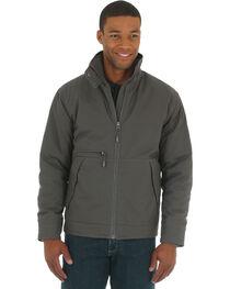 Wrangler Men's Charcoal Grey RIGGS WORKWEAR® Contractor Jacket, , hi-res