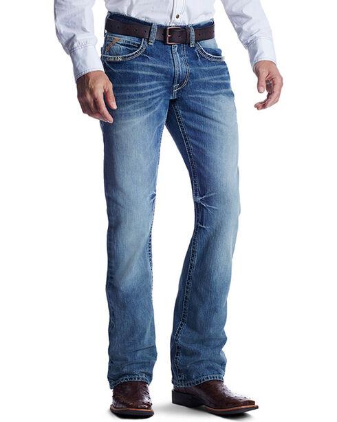 Ariat Men's M6 Striker Durango Slim Fit Jeans, Indigo, hi-res