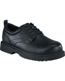 Grabbers Men's Citation Work Shoes - Faux Leather, , hi-res