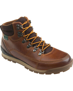 Eastland Men's Pecan Chester Alpine Hiking Boots , Pecan, hi-res
