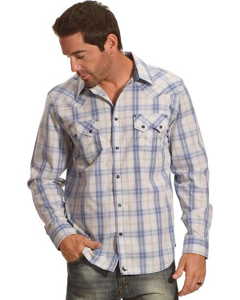 Cody James® Men's Silver Legacy Long Sleeve Shirt, , hi-res