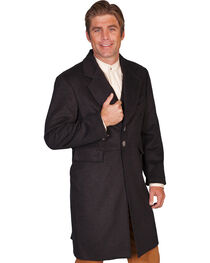 WahMaker Old West by Scully Wool Blend Frock Coat, , hi-res