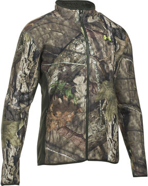 Under Armour Men's Stealth Jacket, Mossy Oak, hi-res