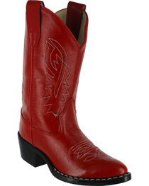 Cody James Boys' Western Boots - Pointed Toe, , hi-res