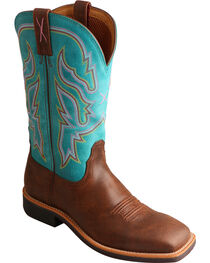 Twisted X Women's Solid Western Boots, , hi-res