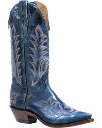 Boulet Puma Turqueza Cowgirl Boots - Snip Toe, , hi-res