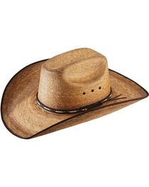 Resistol Men's Jason Aldean Amarillo Sky Palm Hat, , hi-res
