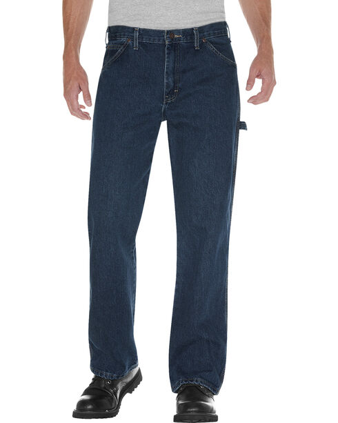 Dickies Loose Fit Carpenter Jeans, Stonewash, hi-res