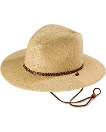 Stetson Lakeland UV Protection Straw Hat, , hi-res