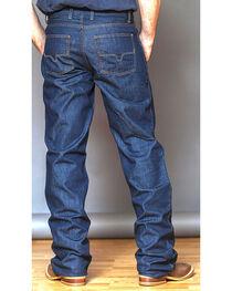 Kimes Ranch Men's Dark Indigo Chuck Jeans - Straight Leg , , hi-res