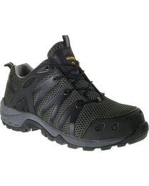 Wolverine Men's Mid-Cut Trail Runner Work Shoes, , hi-res