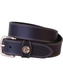 Browning Men's Leather Slug Belt , , hi-res
