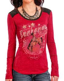 "Panhandle Women's ""Stampede"" Long Sleeve Shirt, , hi-res"