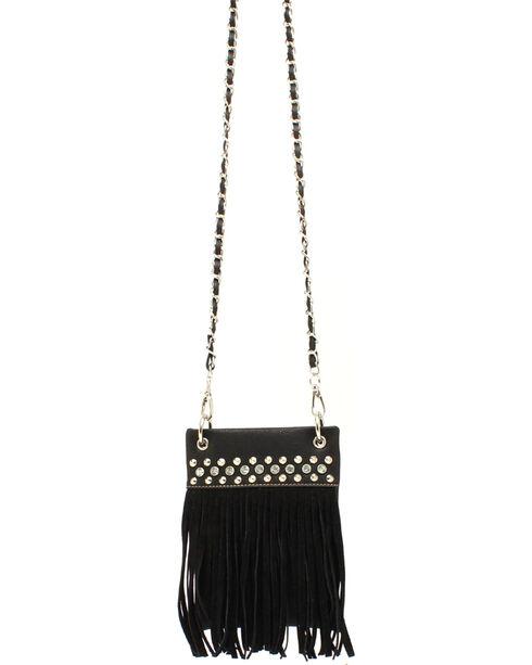 Blazin Roxx Women's Fringe Crossbody Bag, , hi-res