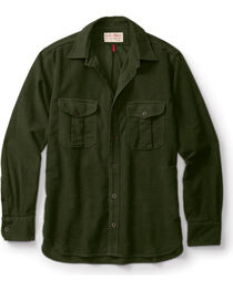 Filson Men's Moleskin Seattle Shirt, , hi-res