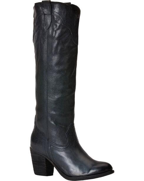 Frye Tabitha Pull On Tall Boots, Black, hi-res