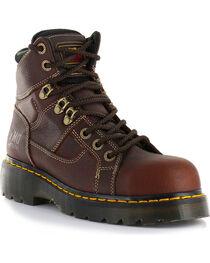 Dr. Martens Men's Ironbridge Ex Wide Work Boots - Steel Toe, , hi-res