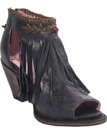 Lane Women's The Archer Fringe Booties, , hi-res
