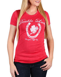 Cowgirl Tuff Women's Double Lucky Shirt , , hi-res