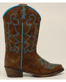 Blazin Roxx Youth Girls' Caroline Boots - Snip Toe, , hi-res