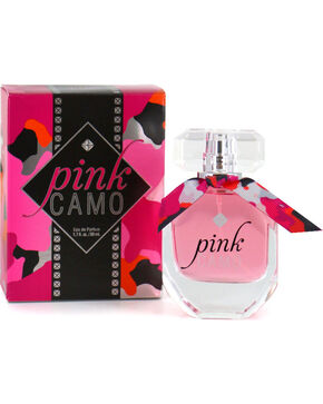 Tru Fragrance Women's Pink Camo Signature Perfume, No Color, hi-res