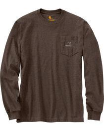 Carhartt Men's Workwear Graphic Carhartt Patch T-Shirt , , hi-res