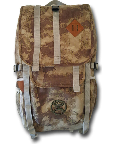 Hooey Topper Do It All Backpack , Camouflage, hi-res
