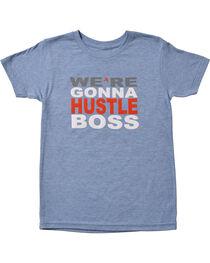 HOOey Boys' We're Gonna Hustle T-Shirt, , hi-res