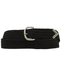 "Double S 46"" Braided Belt, , hi-res"