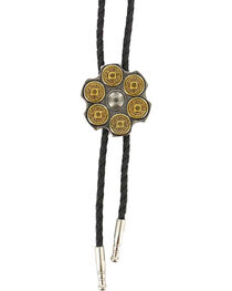 Cody James® Men's Pistol Barrel Bolo Tie, Multi, hi-res