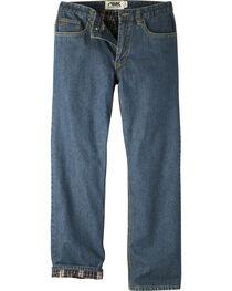 Mountain Khakis Men's Original Mountain Flannel Lined Jeans, , hi-res